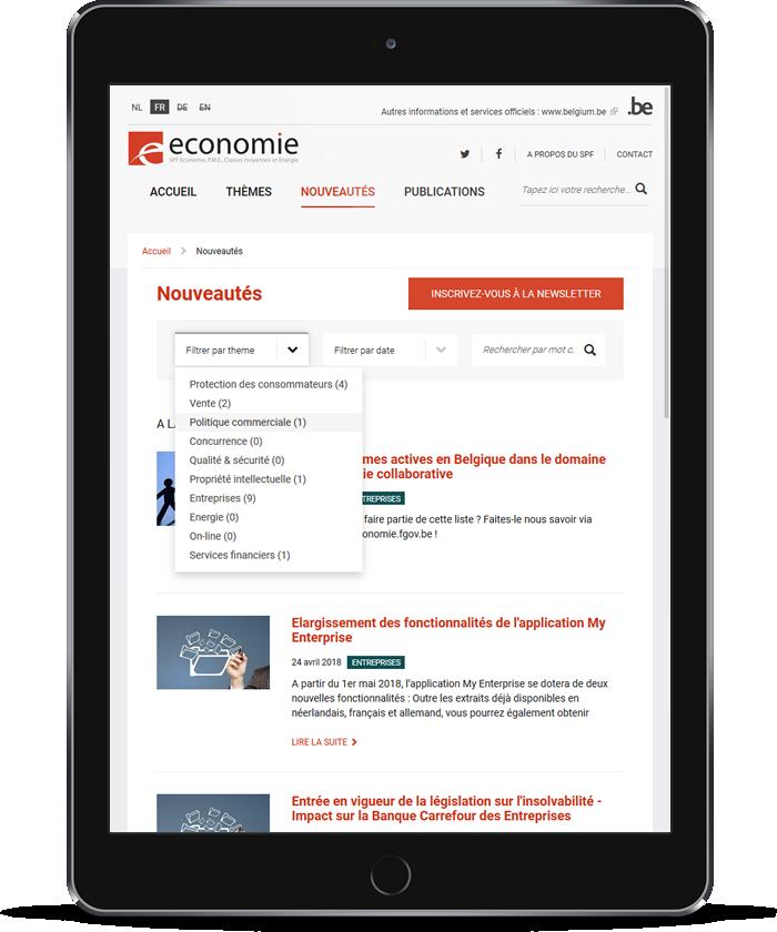 FPS Economy - News - Tablets (Portrait)